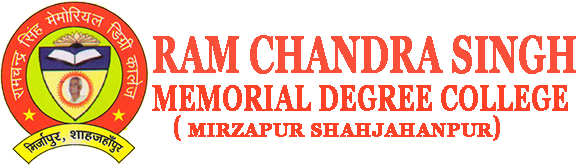 Ram chandra singh memorial degree college